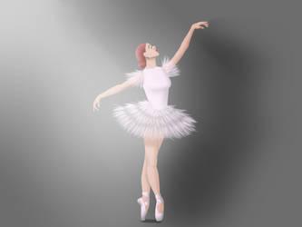 Ballerina Spotlight by BigF101