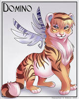 Wiiiiings 2 by Domi-Chan