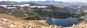 Beartooth Panorama by Soulkreig