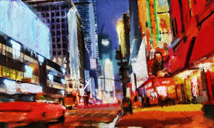 When I'm on Broadway by Soulkreig