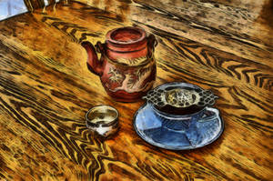 Tea Time by Soulkreig