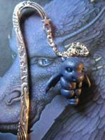 Saphira bookmark by Lunatica-Reiko