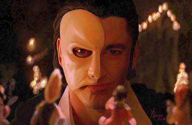 The Phantom of The Opera by Luaprata91