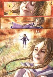 Comic Page_Watercolors by Luaprata91