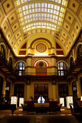 Union Station Lobby by Andrea617