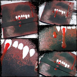 Vampire Notebook by ChrisOnly