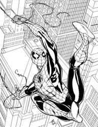 Spidey by TimLevins