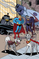Superman: Day of the Bizarros - 17 by TimLevins