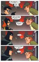 Batman: Gotham Adventures #15 - 13 by TimLevins