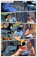 Batman: Gotham Adventures #23 - 11 by TimLevins