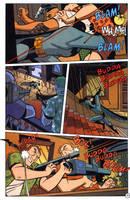Batman: Gotham Adventures #23 - 12 by TimLevins