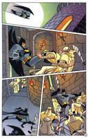 Batman: Gotham Adventures #23 - 16 by TimLevins