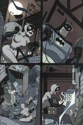 Batman: Gotham Adventures #50 - 21 by TimLevins