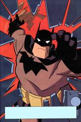 Batman Gotham Adventures #54 - 01 by TimLevins