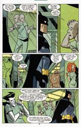 Batman: Gotham Adventures #56 - 05 by TimLevins