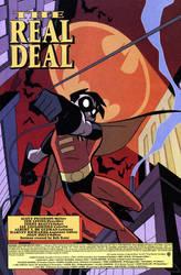 Batman: Gotham Adventures # 57 - 01 by TimLevins