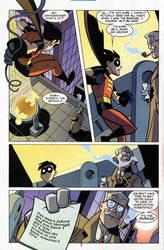 Batman: Gotham Adventures # 57 - 02 by TimLevins