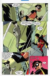 Batman: Gotham Adventures #57 - 05 by TimLevins