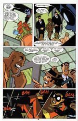 Batman: Gotham Adventures #57 - 08 by TimLevins