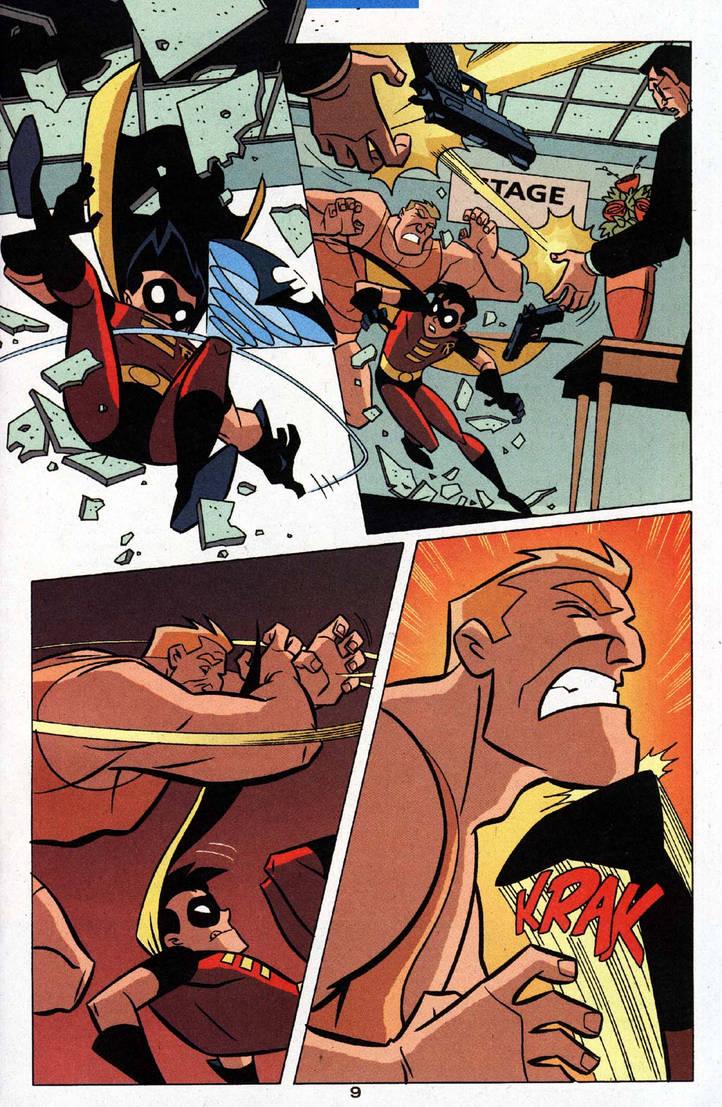 Batman: Gotham Adventures #57 - 09 by TimLevins