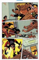 Batman: Gotham Adventures #57 - 10 by TimLevins