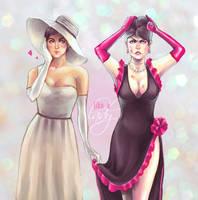 Like a lady by Shaidis