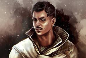 Dorian Pavus by Shaidis