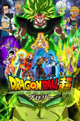 Dragon Ball Super: Broly (Reimagined) by RunzaMan