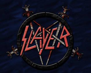 Slayer by vampire-zombie