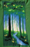 Forest - Lothlorien by vilva73