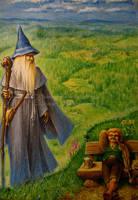 Hobbit - chapter 1 by vilva73