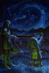 Hobbit - chapter 3 by vilva73