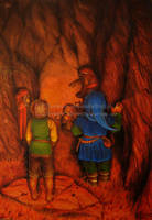 Hobbit - chapter 11 by vilva73