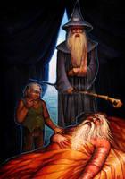 Hobbit - chapter 18 by vilva73