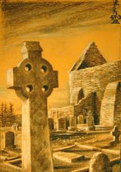 Fenagh, old monastery by vilva73
