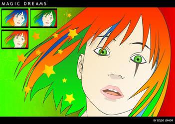 Magic Dreams by celsojunior