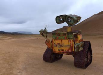 Wall-E by sergiosomf