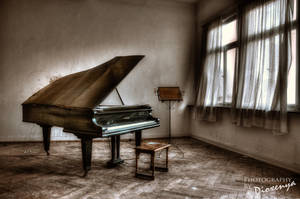 ... and the piano sounds like a memory V by Dioxenya