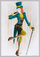 Dorian LeRouge by GvonR