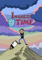 Ingress Time! by AtokNiiro