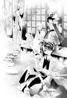 Gintama 3 by mlcamaro