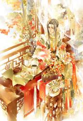 Jia Yin the Covenanter 3 by mlcamaro