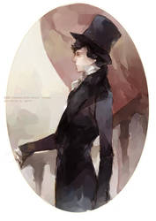 BBC Sherlock Victoria by mlcamaro