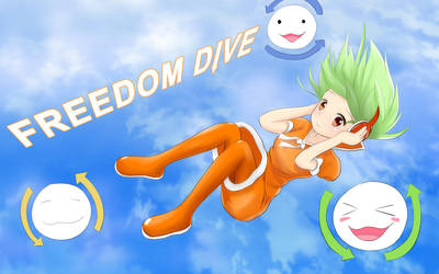FREEDOM DiVE by jmc5221