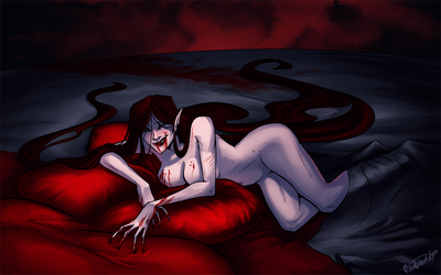 Bloodletting by Countess-Studios