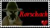 Rorschach -Watchmen- Stamp by RejektedAngel