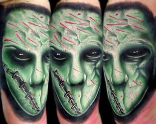 Scar Mouth by brandonbond