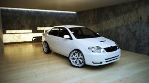 Corolla E120 by gearspec