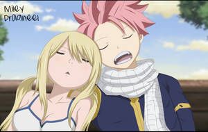 Lucy and Natsu - Chapter 532 - Fairy Tail by LucyHeartfiliaR