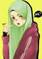 Ehh... ME? by TikTokXII